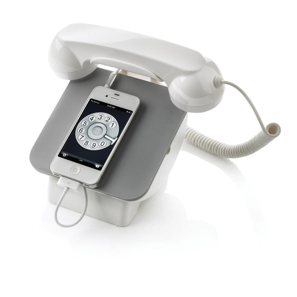 ffd71d3bc1d Retro telefonihoidja-laadija - Firmameened.ee