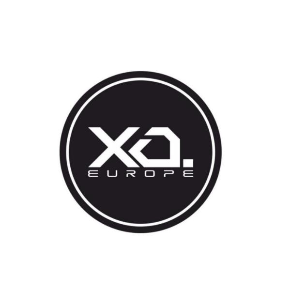 XO. kleebis etiketid